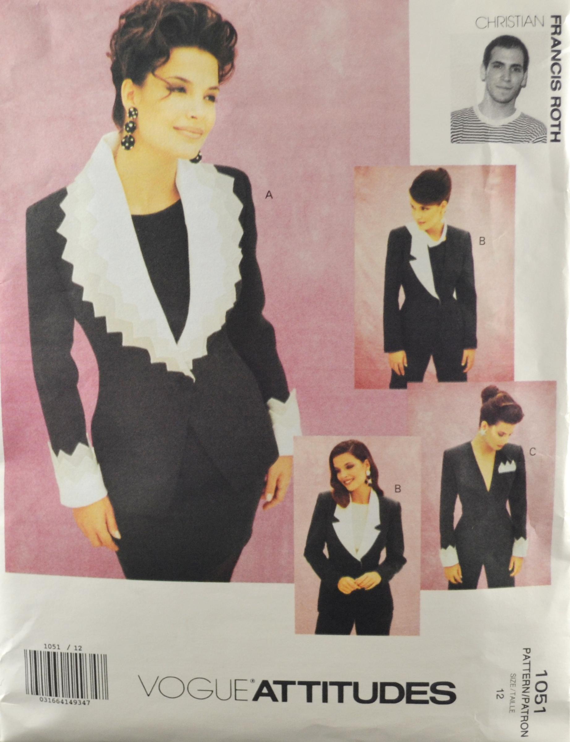 Vogue 1051 D
