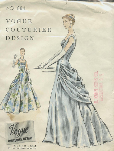 Vogue 884