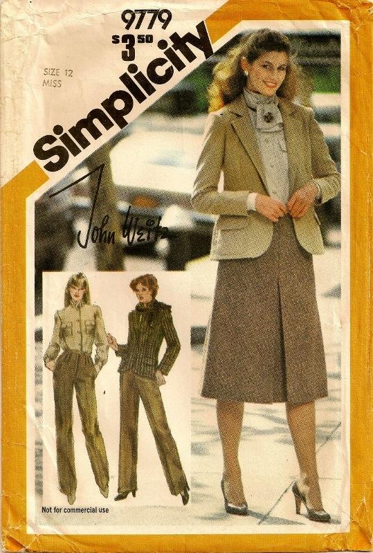 Simplicity 9779 A