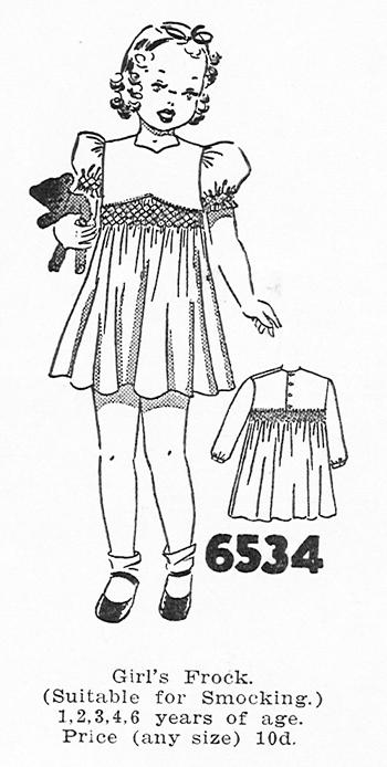 Madame Weigel's 6534