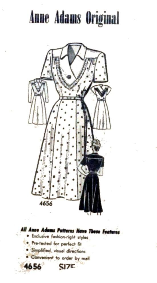 Anne Adams 4656 A