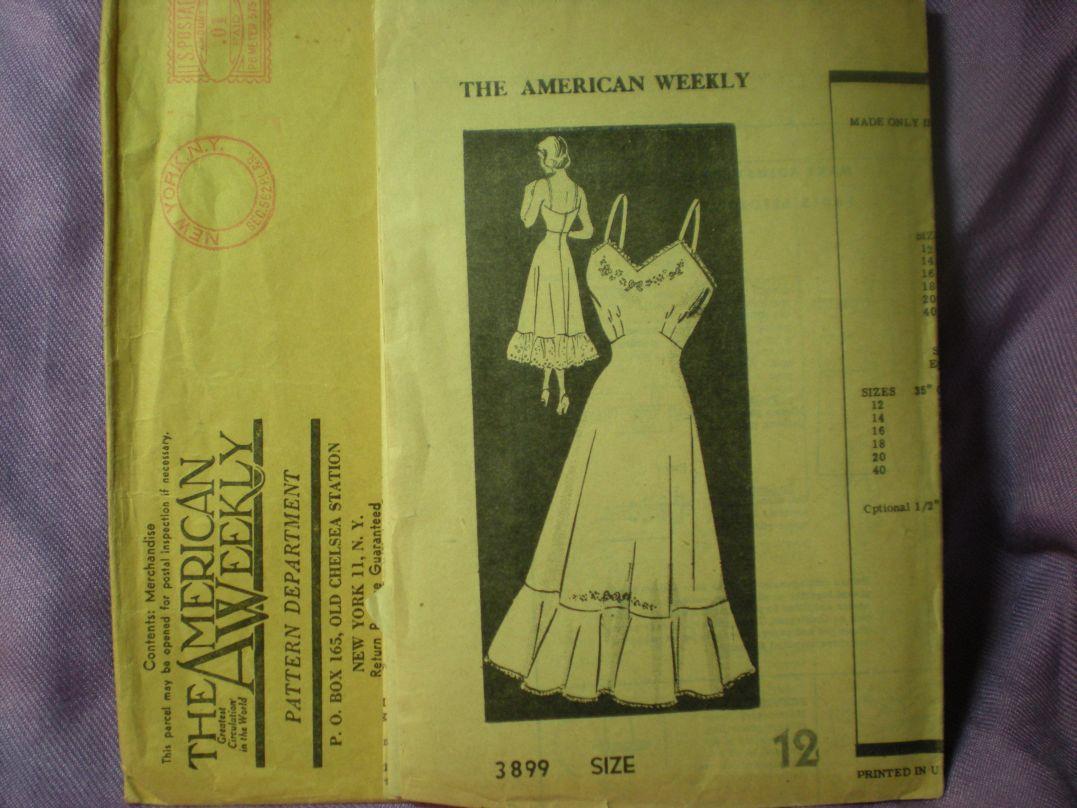 American Weekly 3899