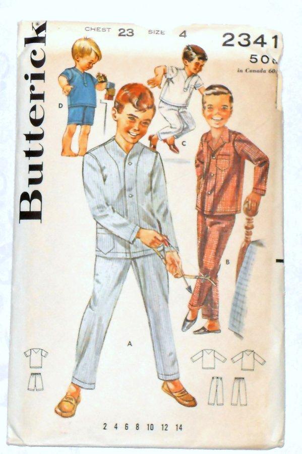 Butterick 2341