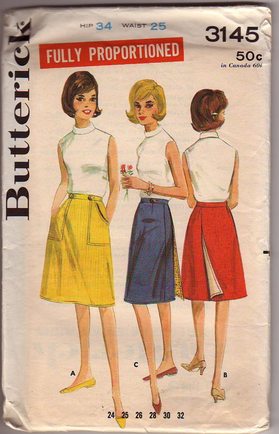 Butterick 3145
