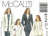 McCall's 6174 B