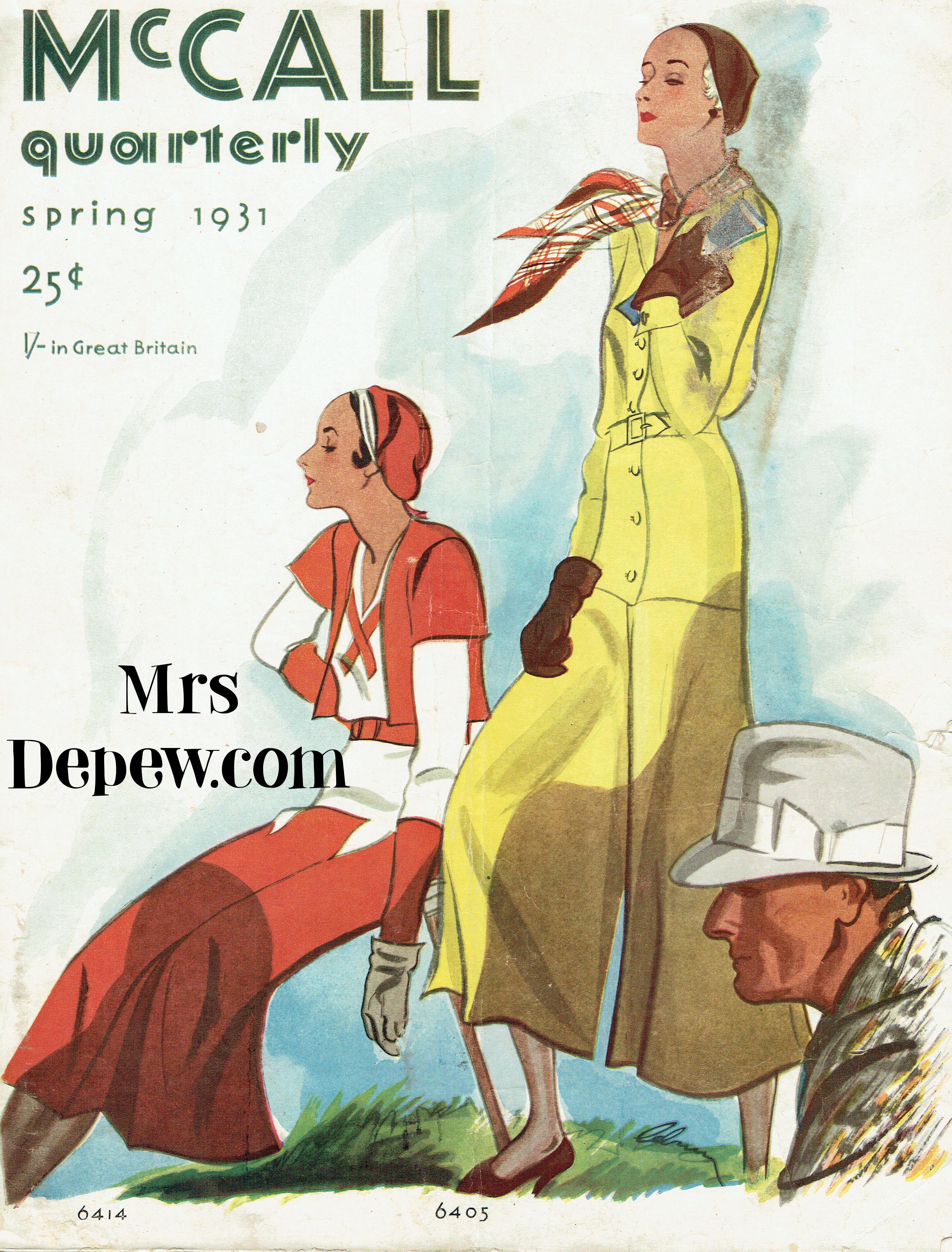 McCall Quarterly Spring 1931
