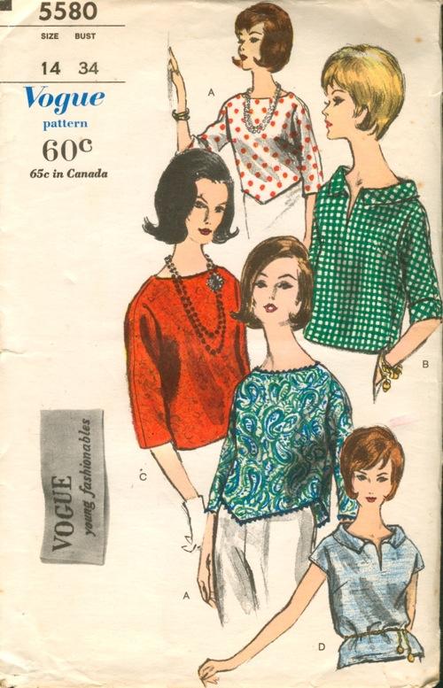 Vogue 5580