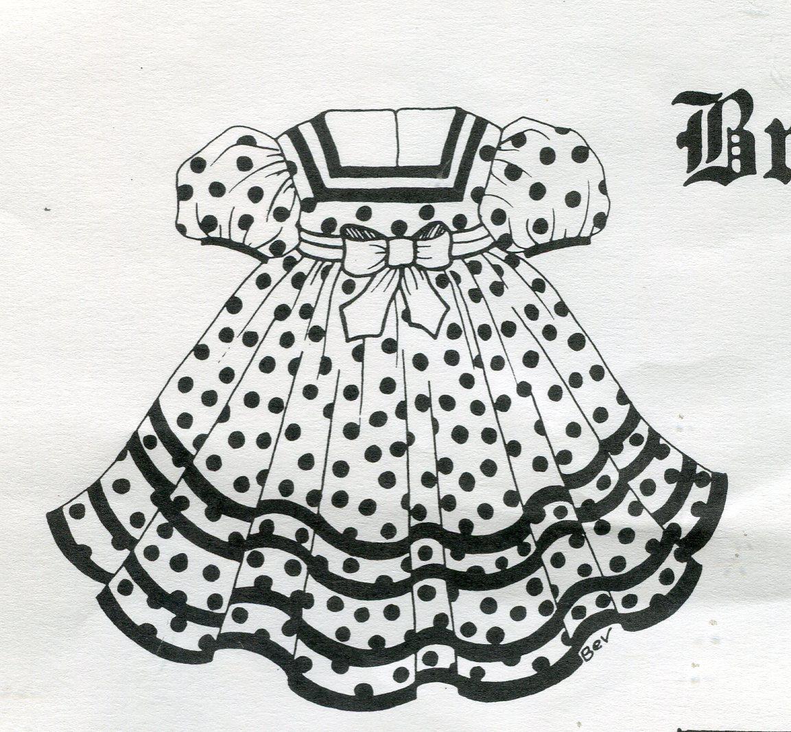 Brown House Dolls 211