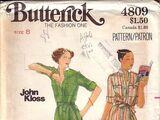 Butterick 4809