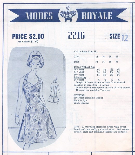 Modes Royale 2216