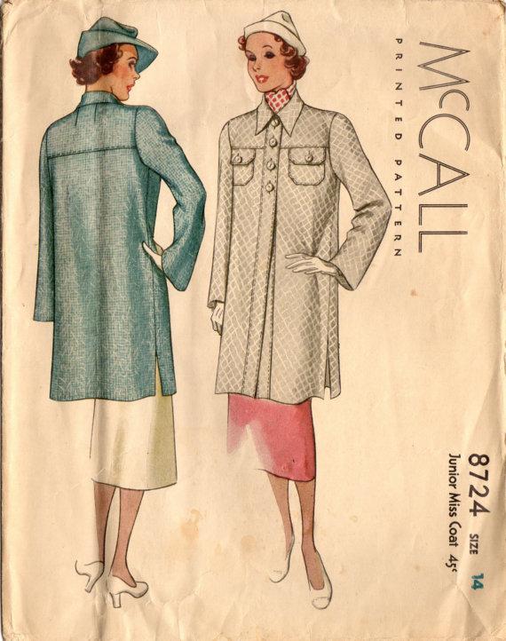 McCall 8724