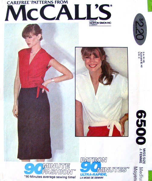 McCall's 6500