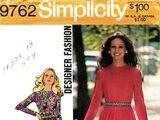 Simplicity 9762 A