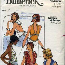 Butterick 4292