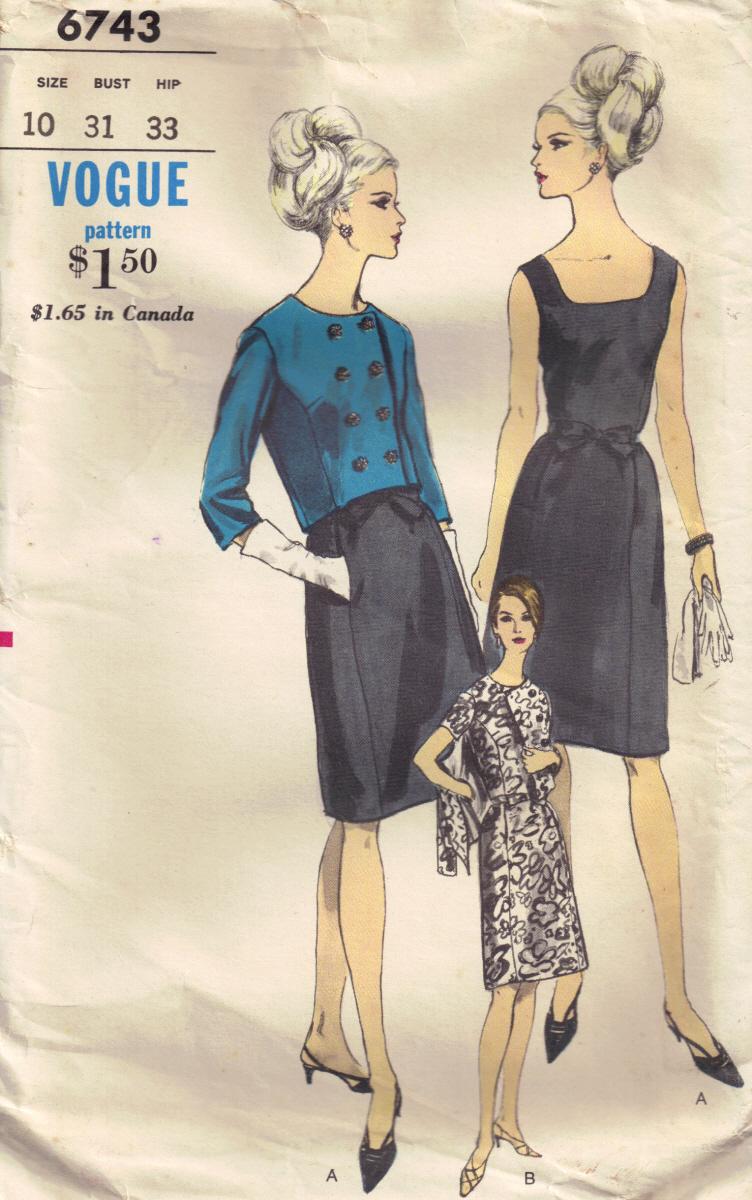 Vogue 6743