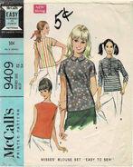 McCalls 1968 9409
