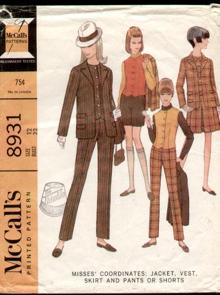 McCall's 8931