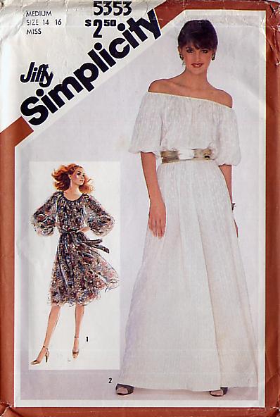 Simplicity 5353 A