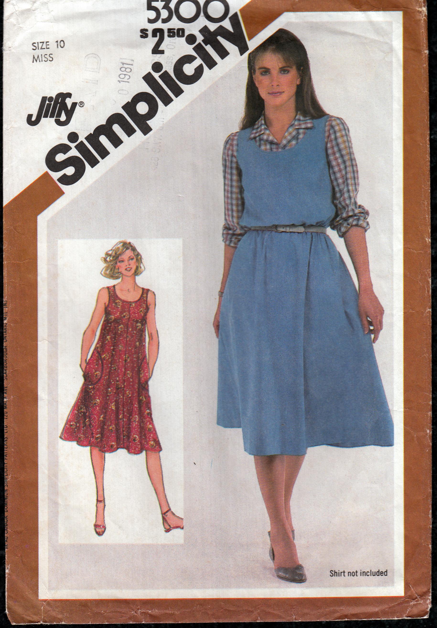 Simplicity 5300 A