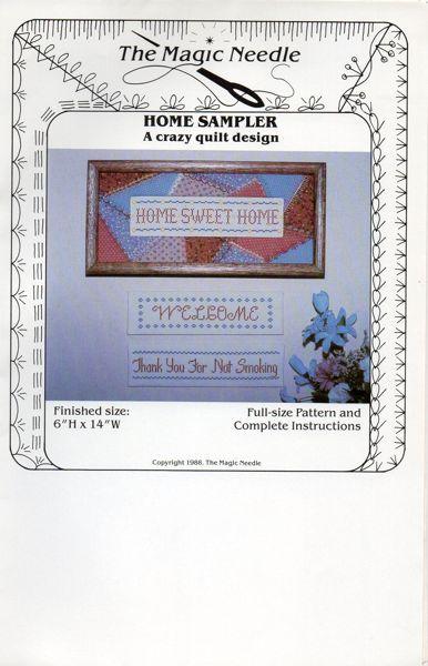 The Magic Needle Home Sampler