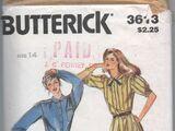Butterick 3613 A