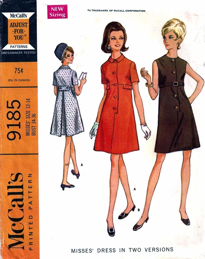 McCall's 9185
