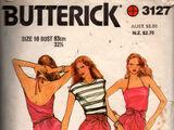 Butterick 3127 A