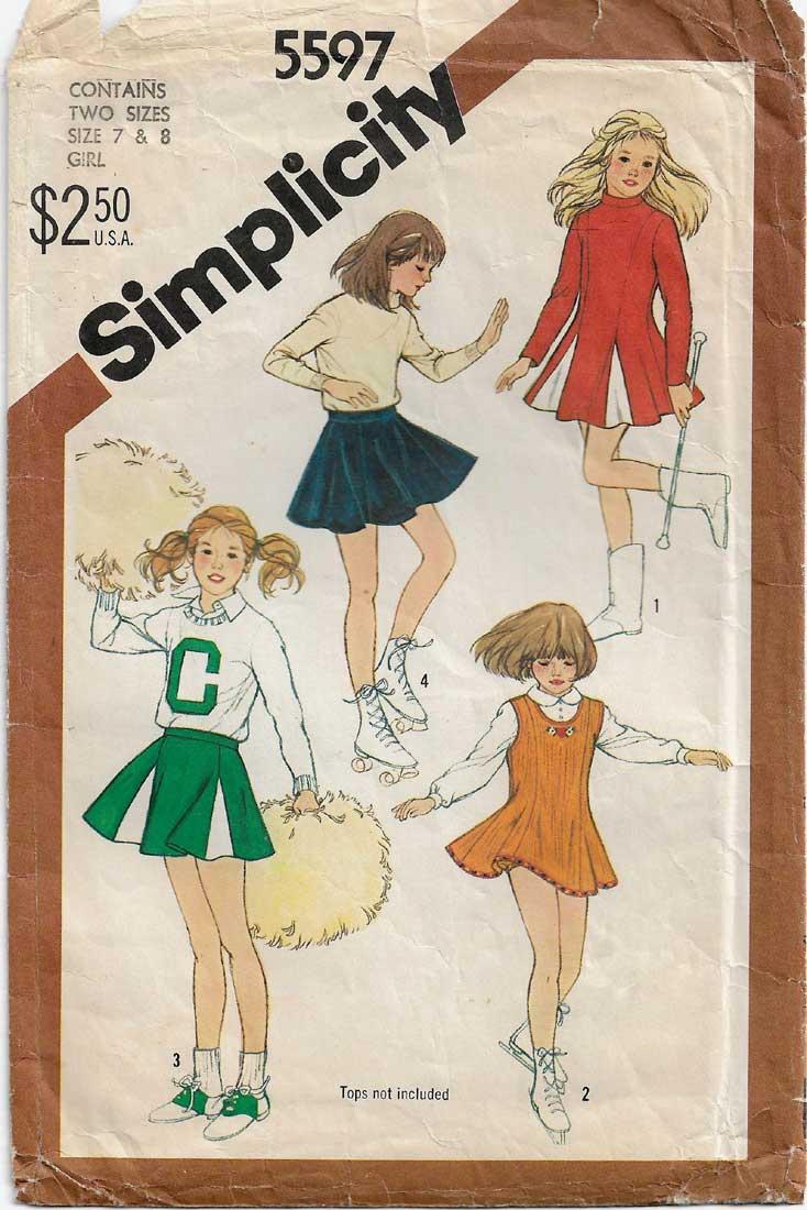 Simplicity 5597 B
