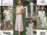 Vogue 1118 D