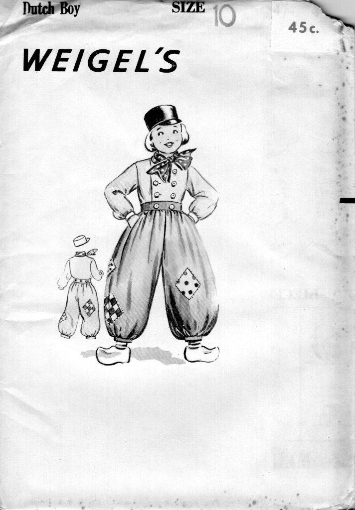 Weigel's Dutch Boy