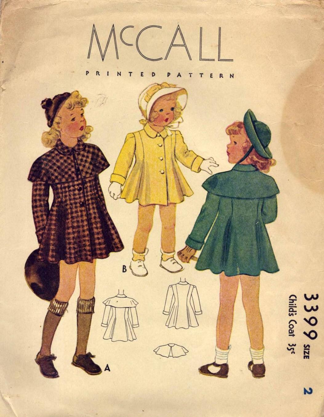 McCall 3399