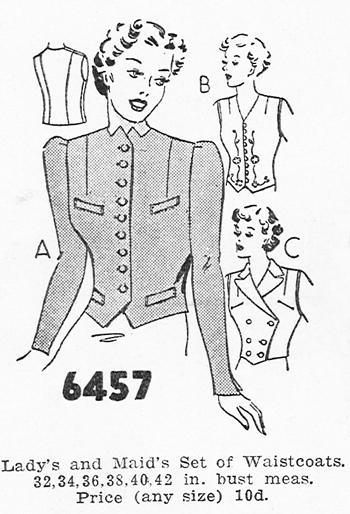 Madame Weigel's 6457
