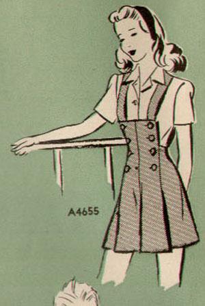 Anne Adams A4655