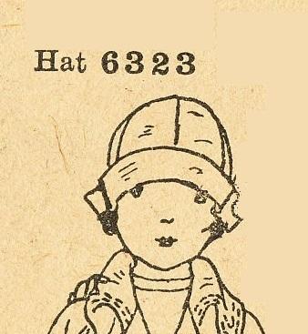 Butterick 6323 B