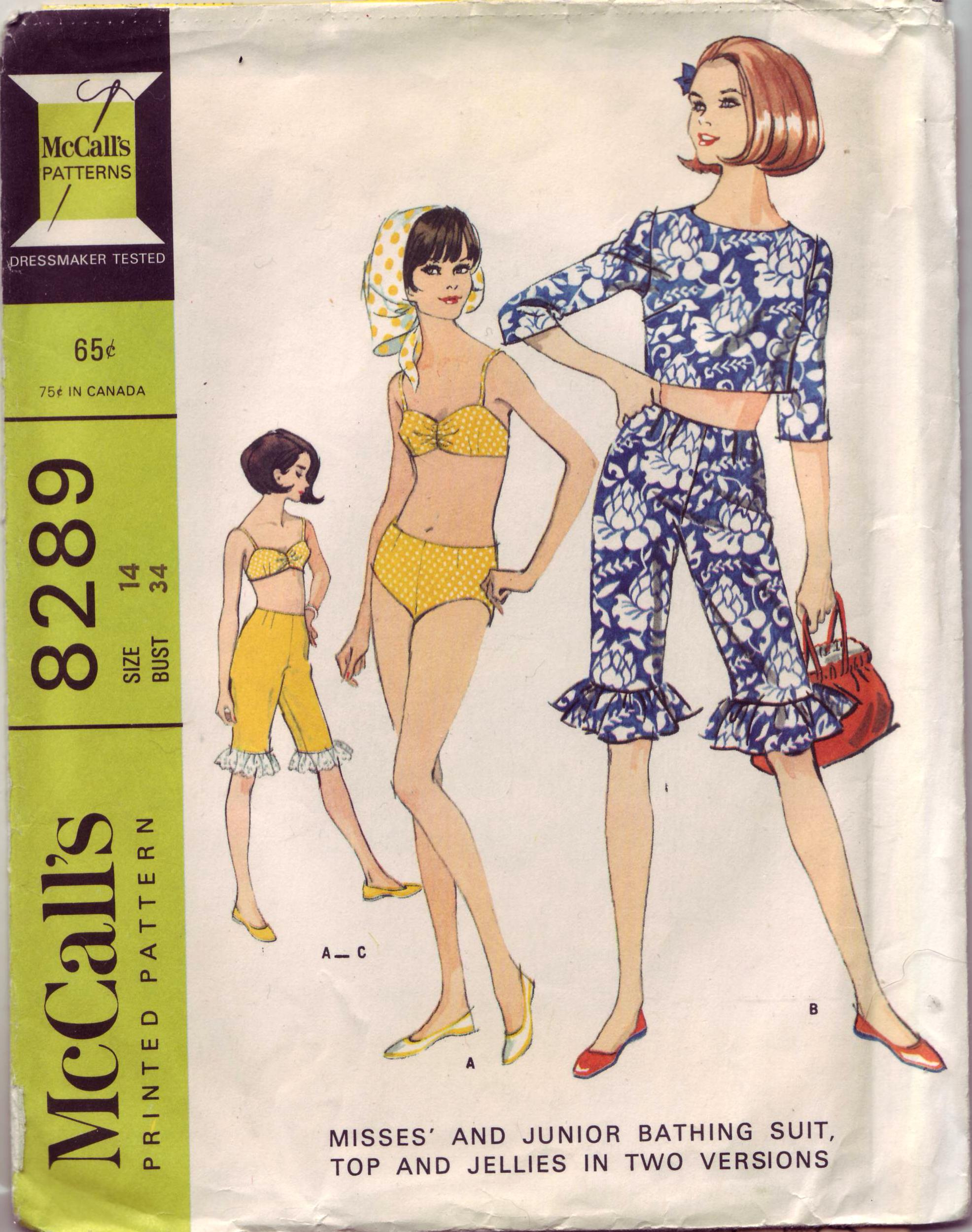McCall's 8289