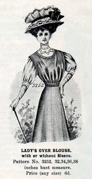 Madame Weigel's 3252