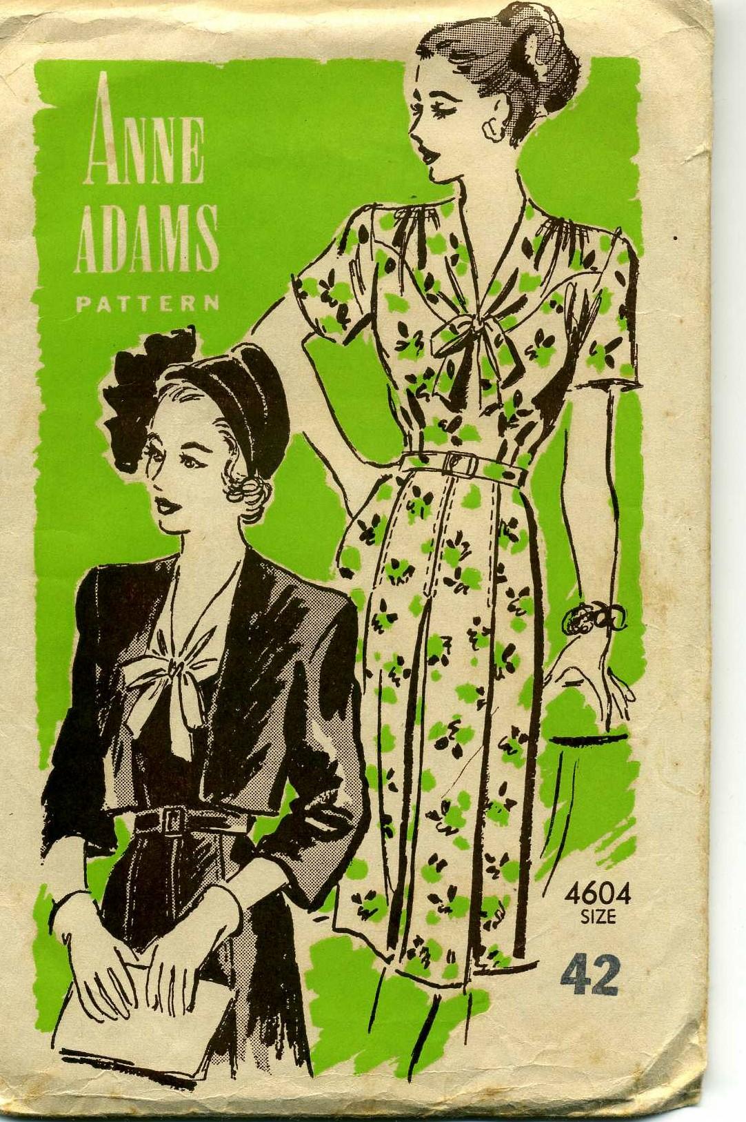 Anne Adams 4604 A