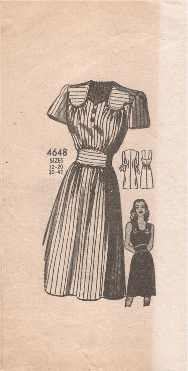 Anne Adams 4648 B