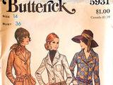 Butterick 5931 B