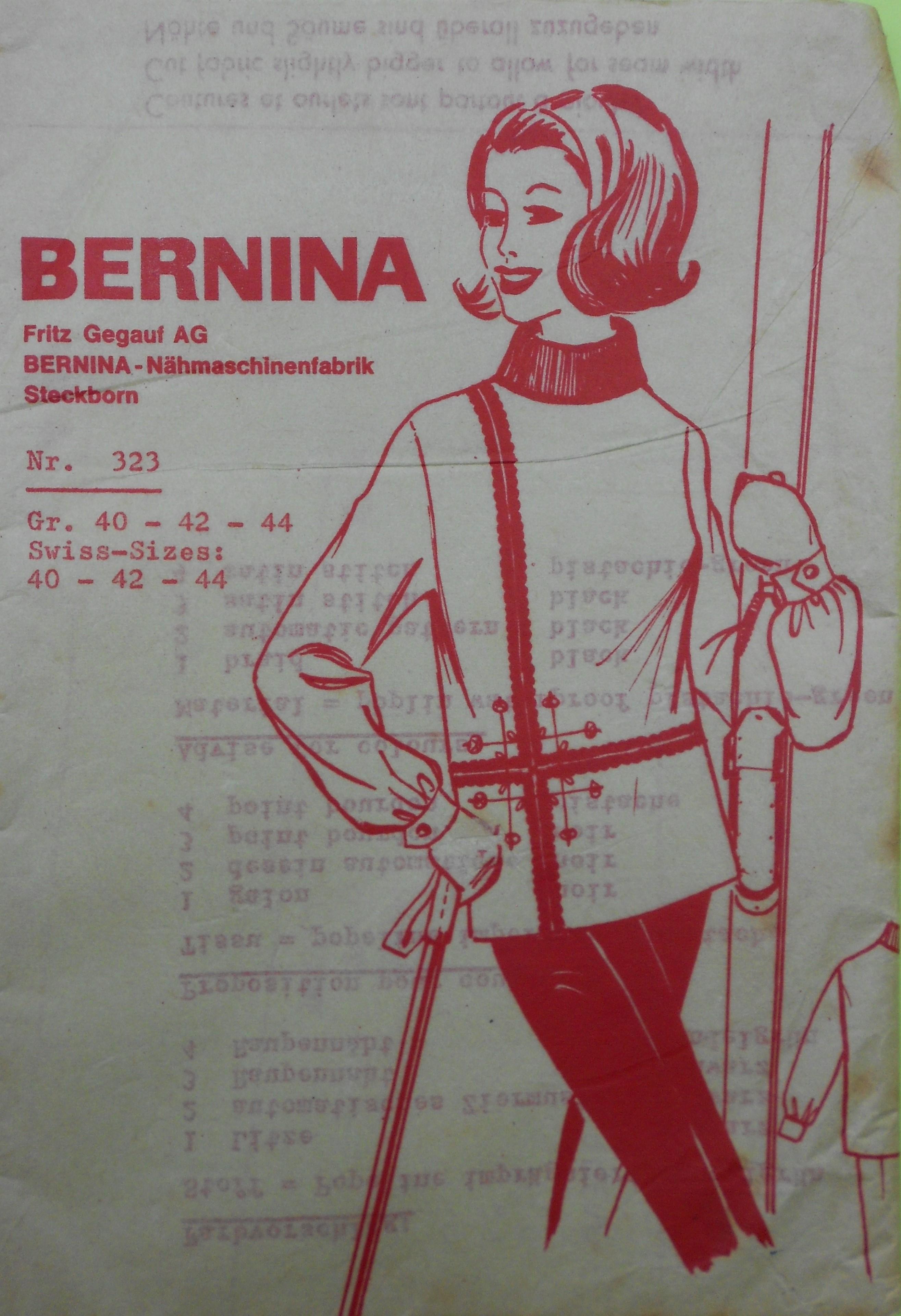 Bernina 323