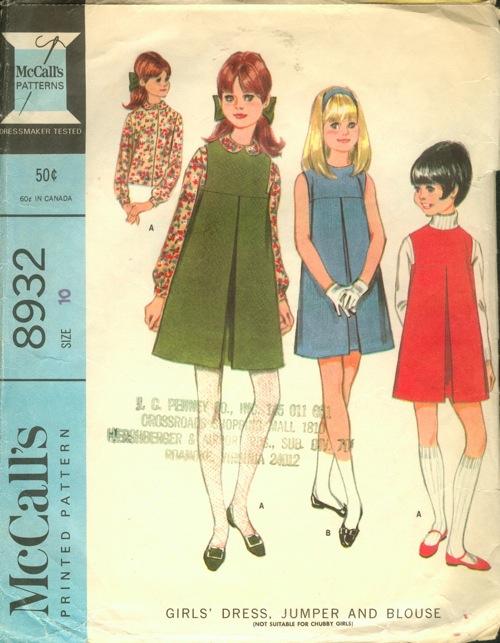 McCall's 8932