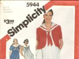 Simplicity 5944 A