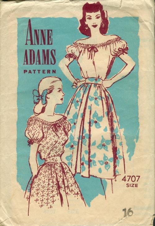 Anne Adams 4707