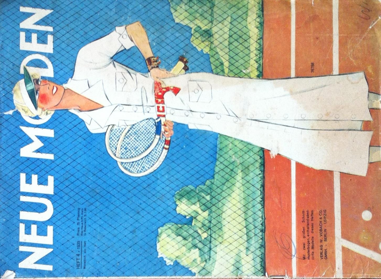 Neue Moden No. 4 1935