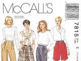 McCall's 7815 B