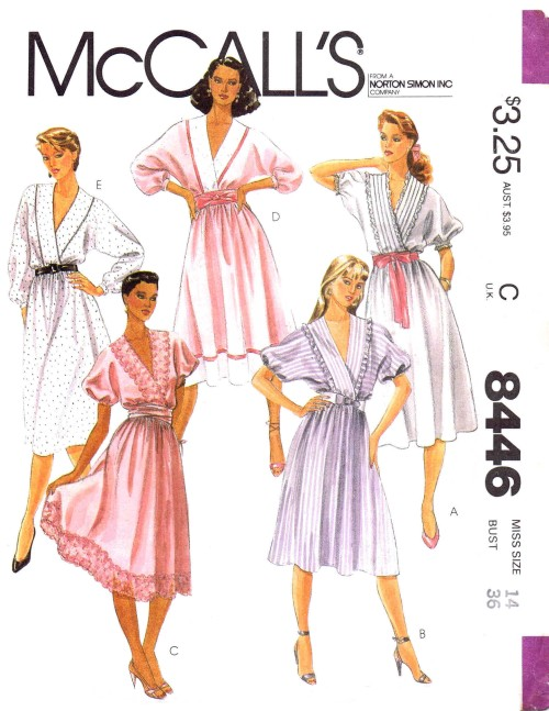 McCall's 8446