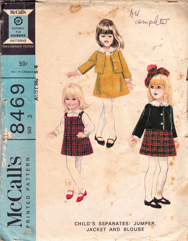 McCall's 8469