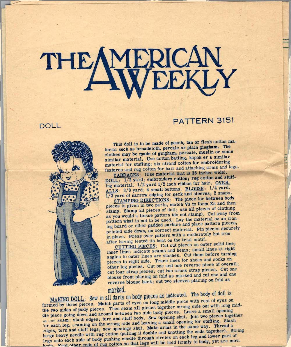 American Weekly 3151