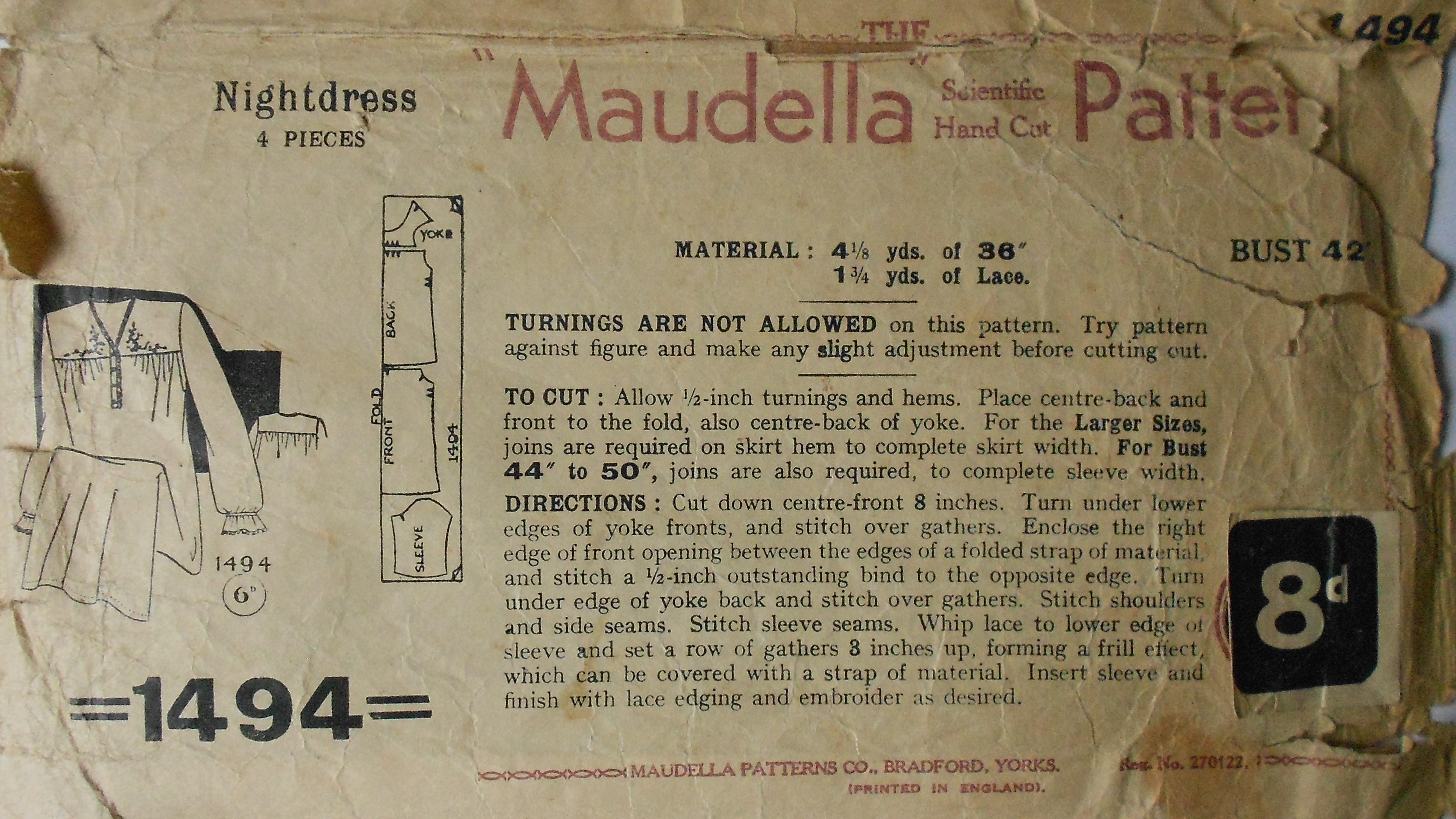 Maudella 1494