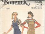 Butterick 5530 A